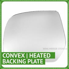 Left hand passenger side for Ford Ranger 2007-2011 wing mirror glass