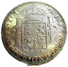 MEXICO-Messico (Carlo IV of Spain) 8 Reales 1808 T.H.