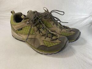Womens 9 - Merrell Avian Light Ventilator Waterproof Hiking Shoes Green J68272