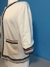 Andrew GN 100% AUTHENTIC WOMEN'S JACKET FRANCE NWT