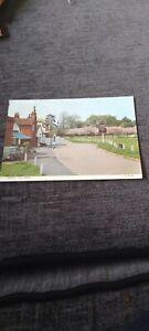 Postcard Cobham Tilt Green Pub P4