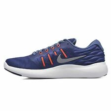 NEW Nike Lunarstelos Blue & Grey Trainers / Running Shoes. Size 7.5 UK. EU 42.