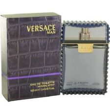 Versace Man by Gianni Versace 3.4 oz EDT Cologne for Men New In Box