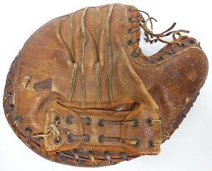 Vintage Its A Wilson Baseball Catchers Mitt