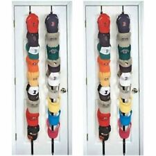 Perfect Curve Cap Rack 2-Count, Holds up to 18 Caps Total (Pack of 2)