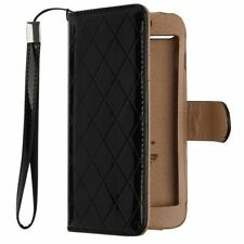 Wallet Case with Strap for Samsung Galaxy S6