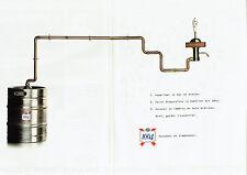 Publicité Advertising 018  1998  La bière 1664  Kronenbourg  (2p) fut *