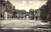 Rom AK Caracalla ~1900 La terme di caracalla Antike Palestra Stadion Ruinen