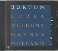 GARY BURTON (VIBES) - LIKE MINDS NEW CD