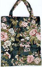 Blumen Einkaufsbeutel Pfingstrose Gobelin Tapestry Shopper Einkaufstasche