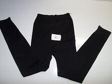 Ingrid & Isabel Seamless Maternity Leggings BLACK SIZE 2-NWOT $44