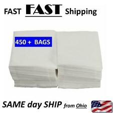 450 PACK -  non-woven Empty Teabags Heat Seal Filter Paper Herb Tea Bag
