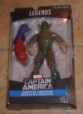 MARVEL LEGENDS - WHIRLWIND - Red Skull Onslaught BAF - Captain America - NEW NIB