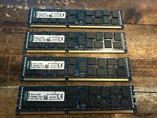 64GB kit Kingston KTD-PE316LV/16G Server Memory 1600MHZ  (16GB x 4 ) FAST SHIP