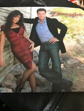 Donny and Marie Osmond Mousepad New
