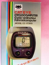 Cateye Kosmos ST - 300 Cycle computor - NOS