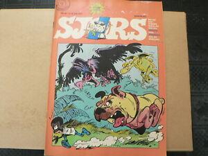 SJORS STRIP COMIC 1971-30 POSTER SJORS MONSTER RACE BORDSPEL GAME DRAAK DRAGON