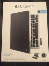 Logitech Keyboard Folio iPad 2, iPad (3rd And 4th Generation)