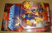 MASTERS OF THE UNIVERSE 200X SY-KLONE ACTION FIGURE MATTEL 2002 MOTU
