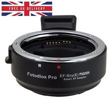 Fotodiox Pro Fusion Adapter Smart AF Lens Canon EOS EF/EF-S DSLR Lens ORIGINAL