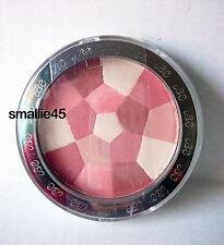 Skinn Real Pearl & Mineral Blush, Bronze & Brightener Mosaic Compact 0.42 oz New