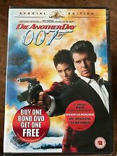Pierce Brosnan James Bond 007 in Die Another Day 2002 UK Special Edition DVD