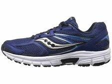 Saucony Grid Men Cohesion 9 Running Shoes S25262-6 Navy Grey Size 11.5 Brand New