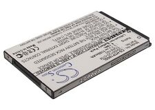 Battery for HTC Smart F3188 TOPA160 BA S360 35H00125-11M T3333 35H00125-07M Touc