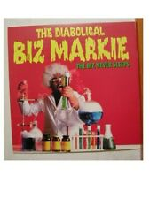 Diabolical Biz Markie Poster Flat The