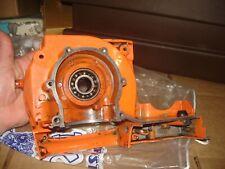 Husqvarna 2100 cd  crank case half flywheel side  chainsaw part Bin 362 2100cd