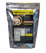Lean 180 Muscle Mix Protein Shake for Men, Burns Fat, Helps Build Muscle