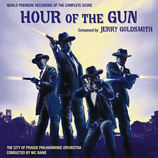 Hour Of The Gun - Complete - Limited Edition - Jerry Goldsmith