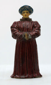Figurine, Soldat de Plomb Ancien VERTUNNI. Charles VII