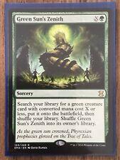 Green Sun's Zenith - Eternal Masters - Magic the Gathering MTG - NM/Mint