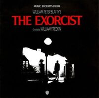 THE EXORCIST Soundtrack CD RARE JAPAN JAPANESE IMPORT MINT CONDITION HORROR