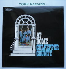 Culpepper County-At Home * signé * - EX LP Disques Sweet Folk & country SFA 051