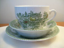 Vintage Enoch Wedgewood Tunstall ltd Cup Saucer and Bowl