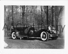 Ref. #39603 1936 Duesenberg SJ Bohman /& Schwartz Conv Coupe Factory Photo