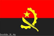 ***ANGOLIA ANGOLIAN VINYL FLAG DECAL / STICKER***