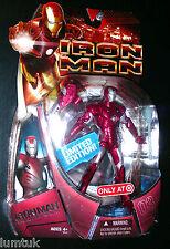 Hasbro Marvel Repulsor Red Armor Iron Man Movie Figure Target Exclusive NEW 2008
