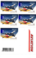 2008 Aviation $2 A380 Airbus - Stamp Booklet SB296 (Philatelic Barcode)