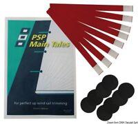 8 Strisce segnavento PSP permanenti | Marca PSP Marine Tapes | 35.661.01