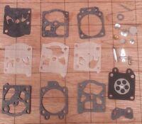Walbro OEM Carburetor Rebuild Repair Kit Stihl 024 MS240 026 MS260 chainsaw NEW