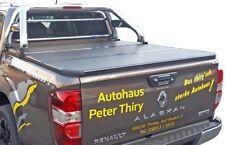 Renault Alaskan Alu Laderaumabdeckung passt für Überrollbügel 3-teilig NEU