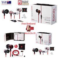 *Limited Edition SEALED Genuine Beats by Dre Ibeats Urbeats headphones Earphones