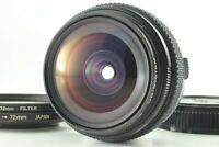 【TOP MINT MC Late Model w/ Hood】 Olympus OM System Zuiko Auto-W 18mm F/3.5 JAPAN