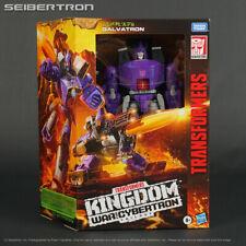 WFC-K28 GALVATRON Transformers War for Cybertron Kingdom Leader Hasbro 2021 New