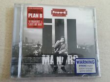 Plan B III Manors (Australia) CD