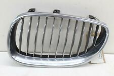 2008 BMW 5 SERIES E60 LCI 4 Door Saloon Left N/S Chrome Kidney Grille Grill