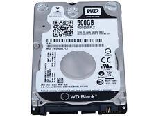 """🔥  500GB SATAIII 2.5"""" Laptop Hard drive 7200 RPM  WD5000LPLX 🔥"""